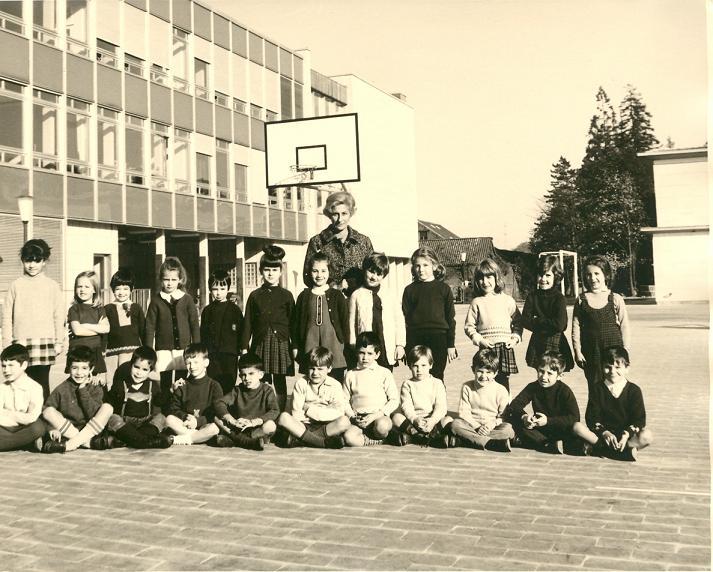 dove sono ? PrimaElementareAridotta1967-68