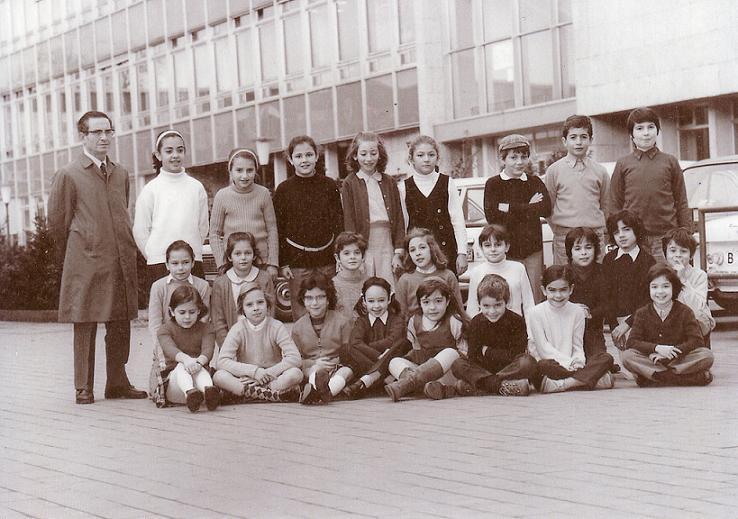 dove sono ? QuartaElementareARidotta1970-71