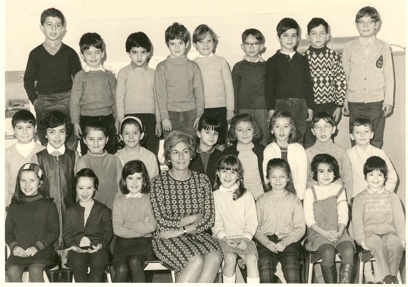 dove sono ? SecondaElementareA1968-69ridotta