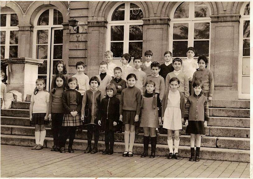dove sono ? TerzaElementareB1969-70ridotta