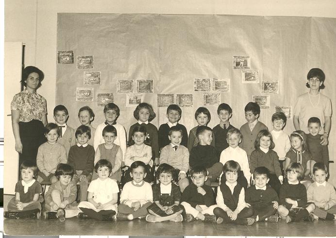 dove sono ? Asilo1966-67ridotta